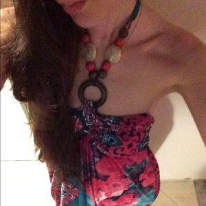 Beach Mumu dress